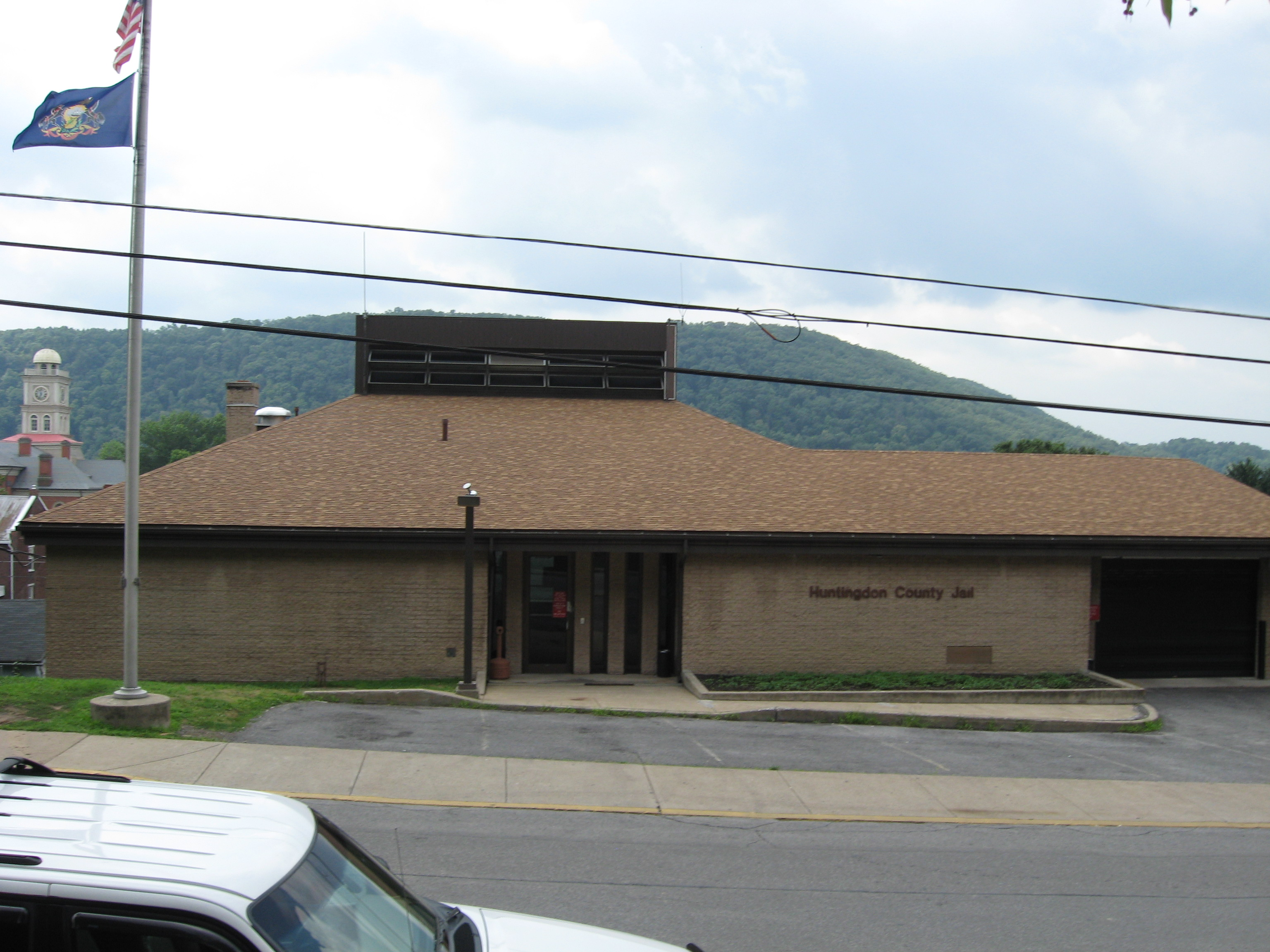 Huntingdon County Jail